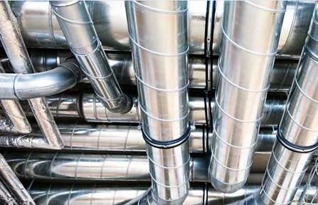 Ducted or non ducted air systems