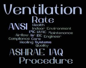 Ventilation Rate IAQ Procedure - Air Measuring