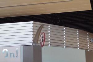 Anodized Aluminum Louvers